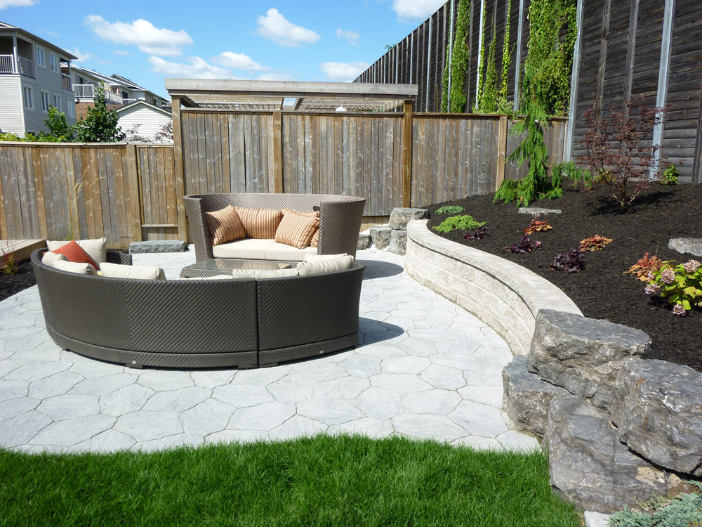 Patio Designs, Backyard Design, Landscaping Lighting