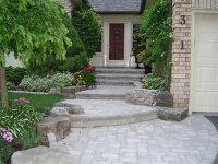 Front Entrance Landscaping, Front Yard Landscaping