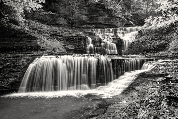 MLCreations Photography: Buttermilk Falls &emdash; All Falls Down