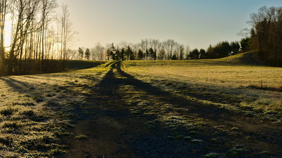 MLCreations Photography: Blog Post Related &emdash; Morning Trail