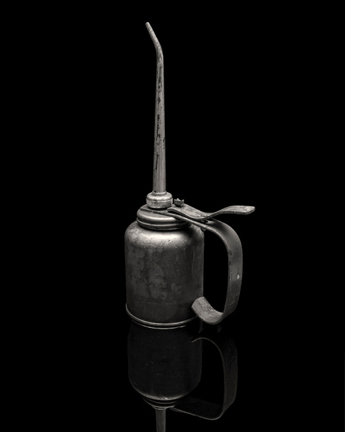 MLCreations Photography: Oil Can Project &emdash; Handle