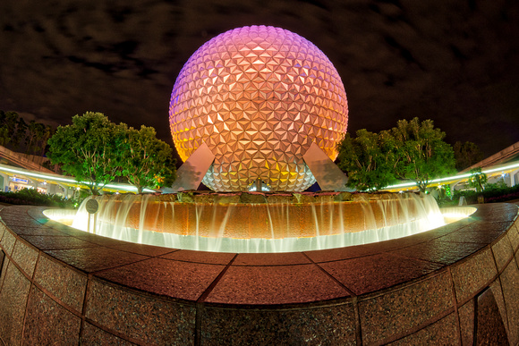 MLCreations Photography: Epcot &emdash; Spaceship Earth Redo