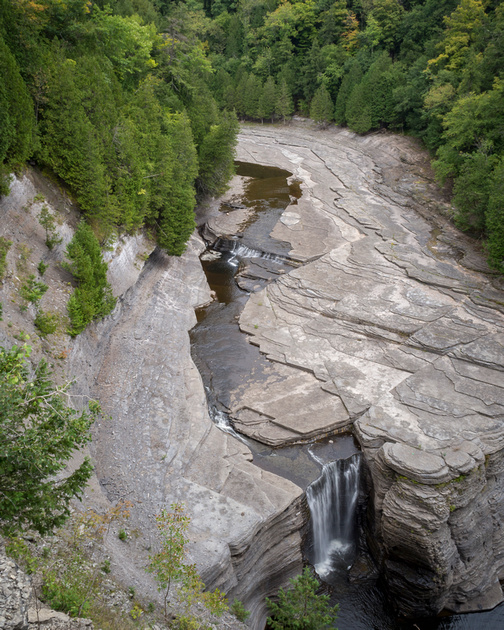 MLCreations Photography: Blog Post Related &emdash; TrentonFalls-2