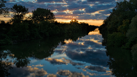 MLCreations Photography: Landscapes &emdash; Sunset Canal