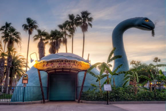 MLCreations Photography: Hollywood Studios &emdash; Dinosaur Gertie
