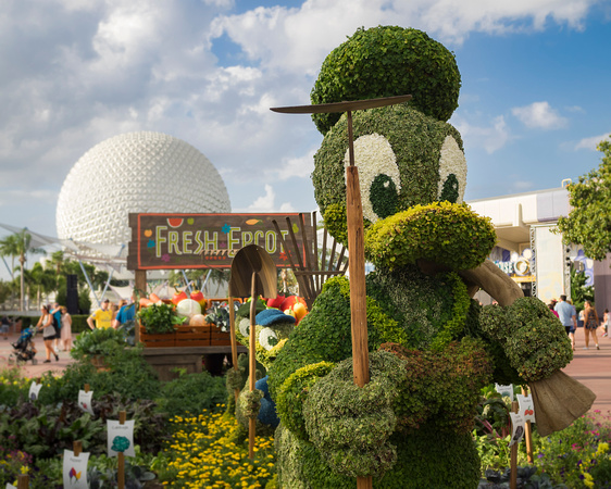 MLCreations Photography: Blog Post Related &emdash; Fresh Epcot