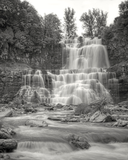 MLCreations Photography: Chittenango Falls &emdash; Cascading Down