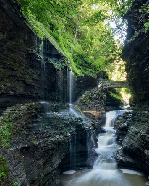 MLCreations Photography: Watkins Glen &emdash; More Than a Trickle