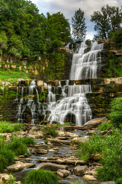 MLCreations Photography: Chittenango Falls &emdash; Chittenango Falls