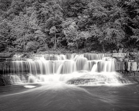 MLCreations Photography: Taughannock Falls &emdash; Lower Falls