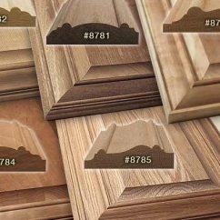 How To Make Kitchen Cabinet Doors Table Nook Diy Mitered Door Frame: A How-to Video