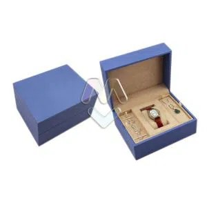 China Cheap Ladies Watch Box Luxury Quality Packaging