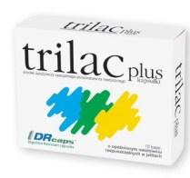 trilac plus dDR caps dla dzieci i dorosłych