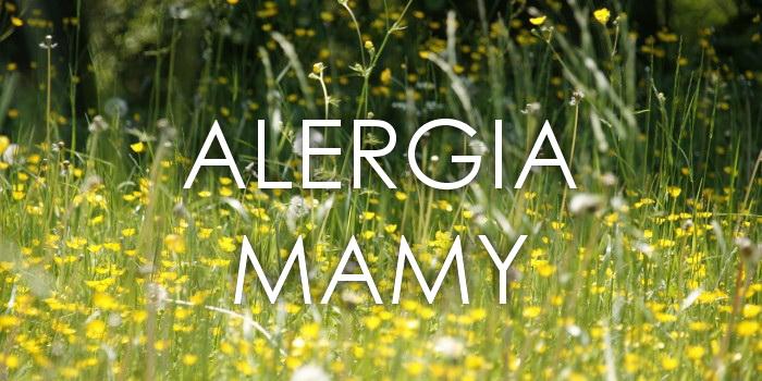 Alergia mamy