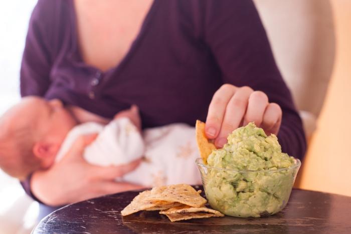 dieta karmiącej matki