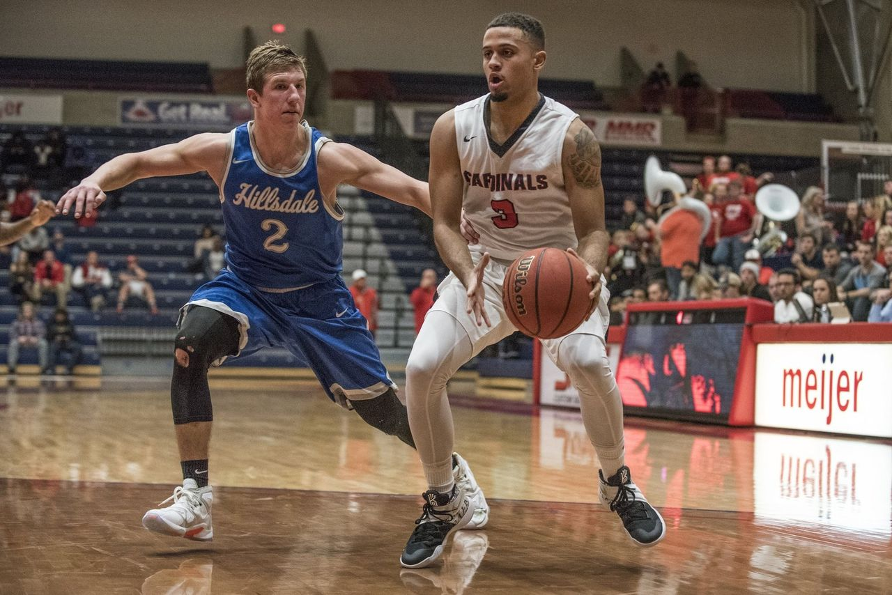 Midland's Malik Garner helps SVSU reach Division II No. 1 ranking - mlive.com