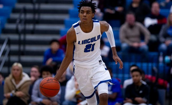 Watch Emoni Bates Put On A Show In Lincoln S Win Over