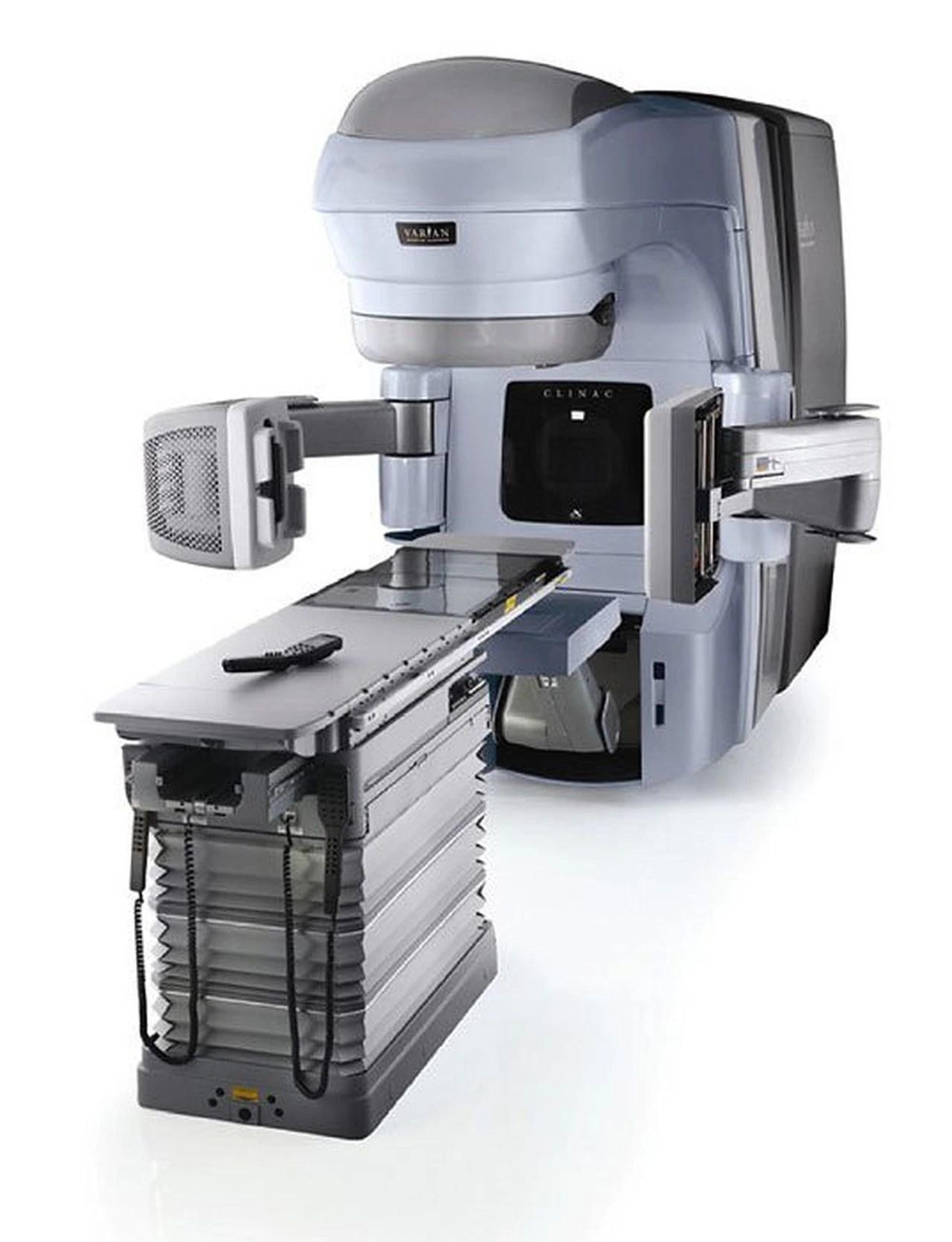 High-tech radiation machine installed at Allegiance Health ...