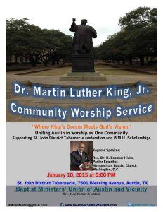 mlk-community-worship-service