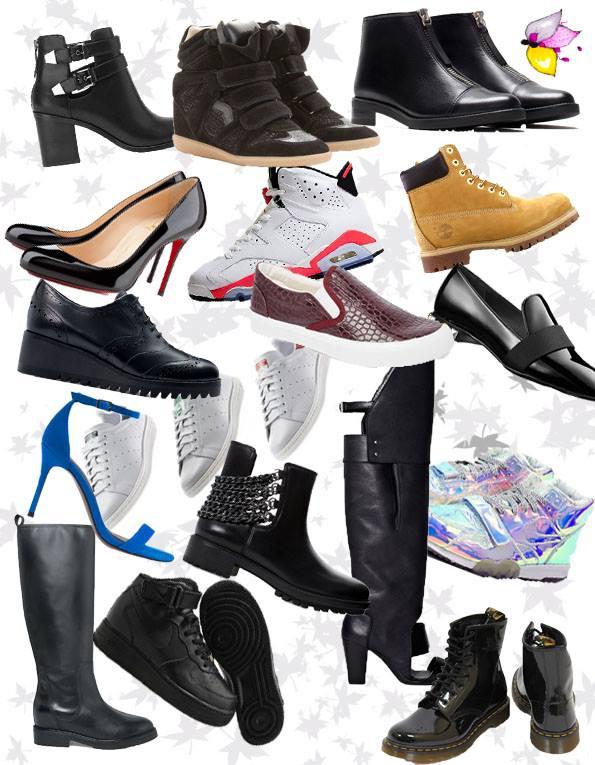 Les shoesing idéal de la shoes addict 2015