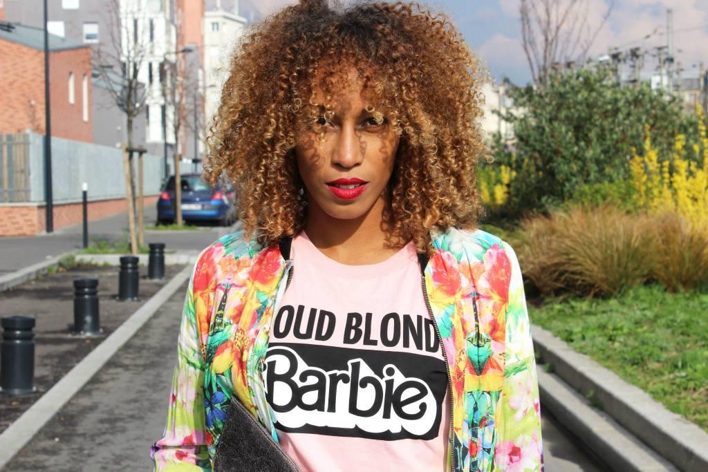 t shirt barbie Zara