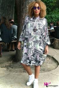La robe street jungle MONKI