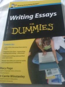 essays dummies