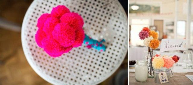 bouquet-mariee-mariage-pom-poms
