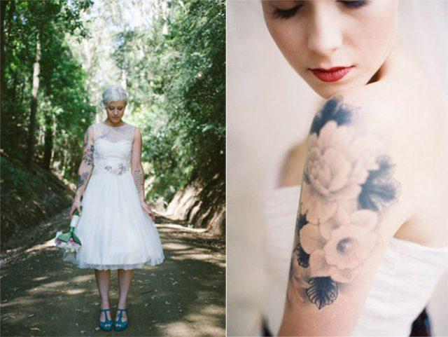 mariees-tatouees
