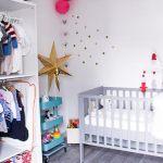 La chambre bébé d'Ambre