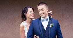 un shooting mariage éco reposnsable