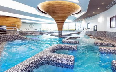 J'ai testé le spa Aquatonic à Nantes * City Guide *