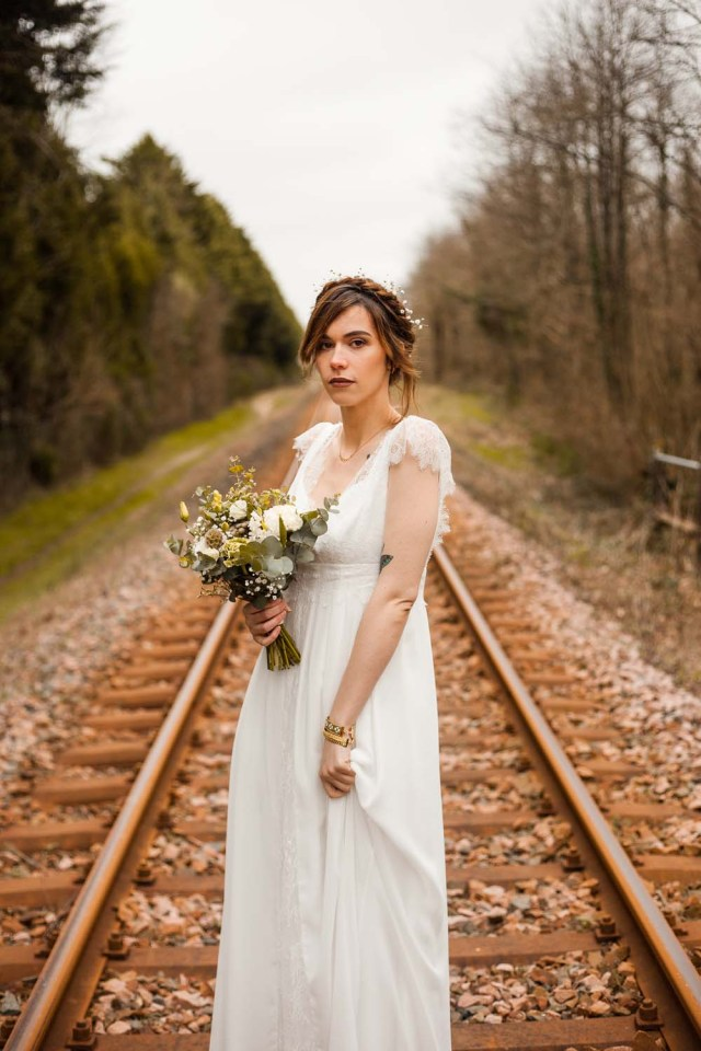 mariage dans les bois