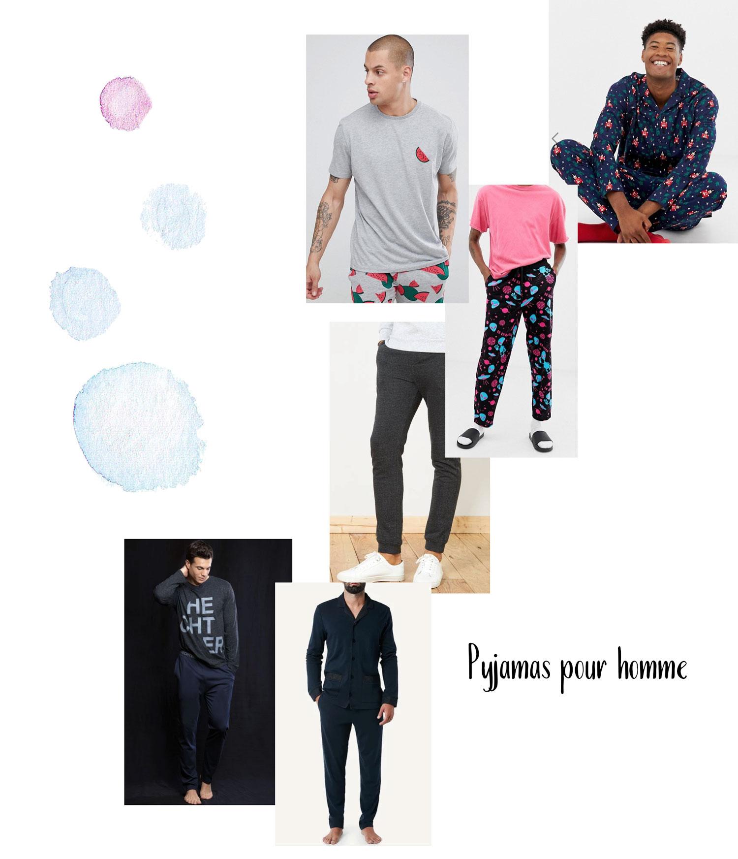 pyjama pour homme