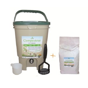 Compost d'appart