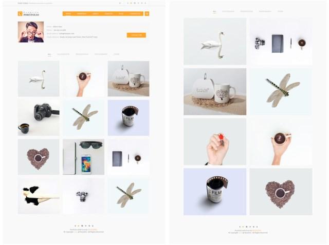 Creative-Portfolio-PSD-Template-x