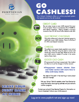 ML Schools – Cafeteria Cashless Online Payment System
