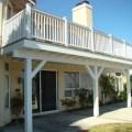 Hills walnut brea balcony fences decks custom gazebos patio covers
