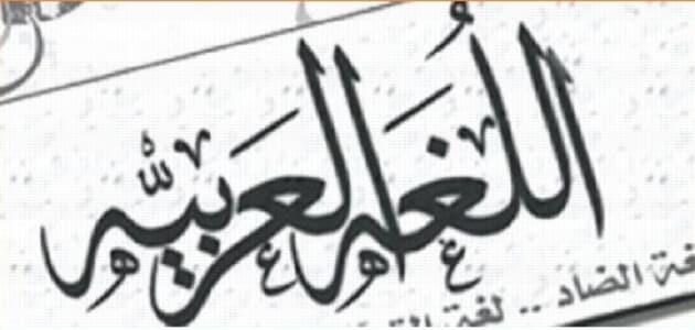 الأهداف العامة والخاصة لتدريس اللغة العربية ملزمتي