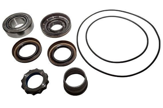 Rear diff pinion bearing overhaul kit OEM- to BH257091