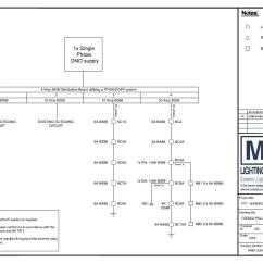 Street Lighting Circuit Wiring Diagram Piaa Fog Lights Private Cable Design Mma Consultancy