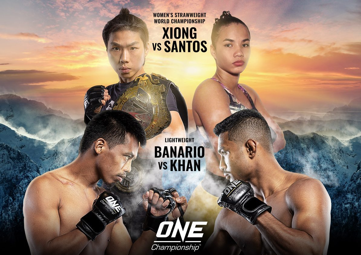 ONE Championship releases full card for 'Beyond the Horizon'