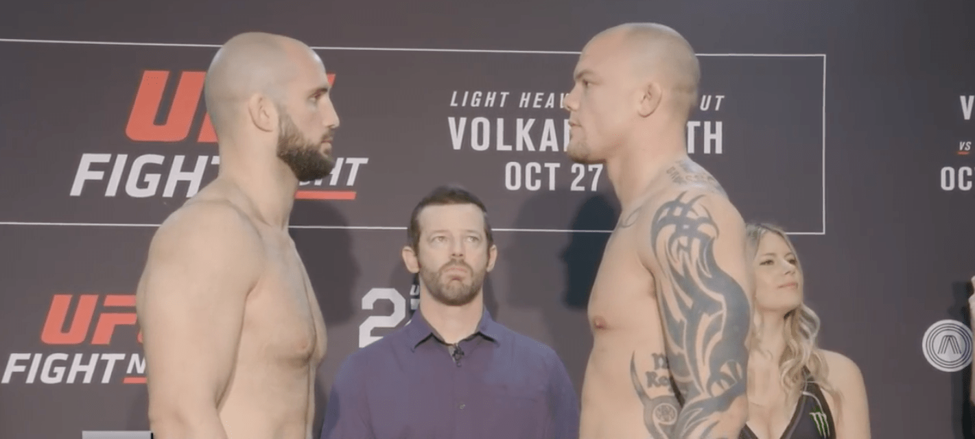UFC Moncton: Oezdemir vs. Smith predictions