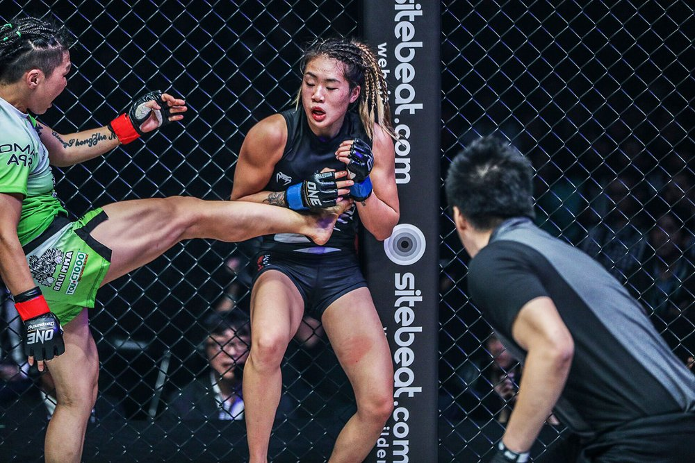 Angela Lee opens up on tough loss to Jing Nan Xiong