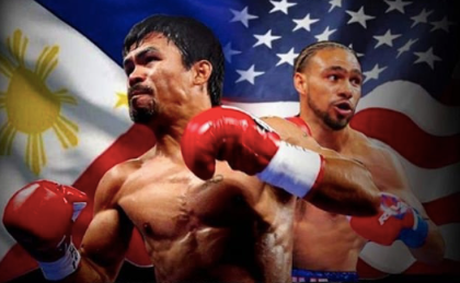 Manny Pacquiao and Keith Thurman to unify WBA welterweight belts July 20