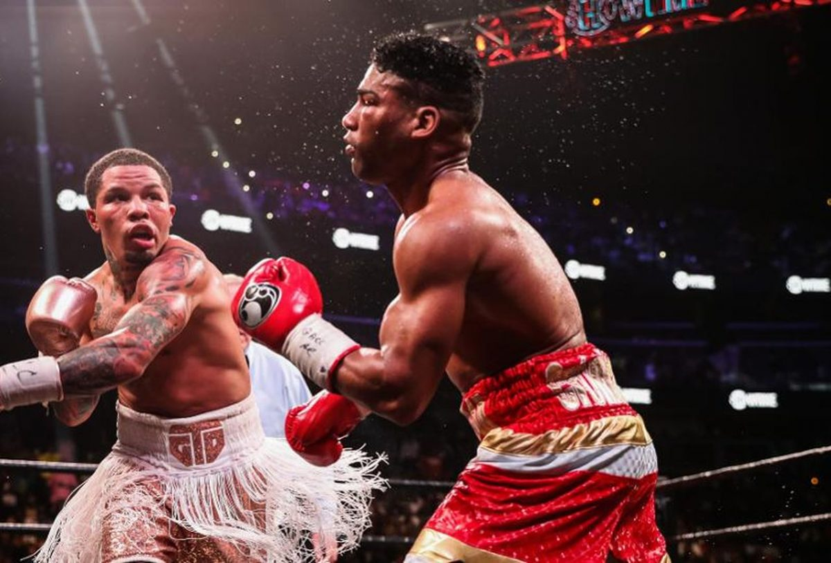 Andrews: Did Yuriorkis Gamboa's heart overshadow Gervonta Davis' dominant win?