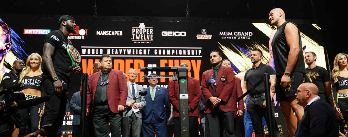 The Clubb Report – Deontay Wilder vs. Tyson Fury II predictions