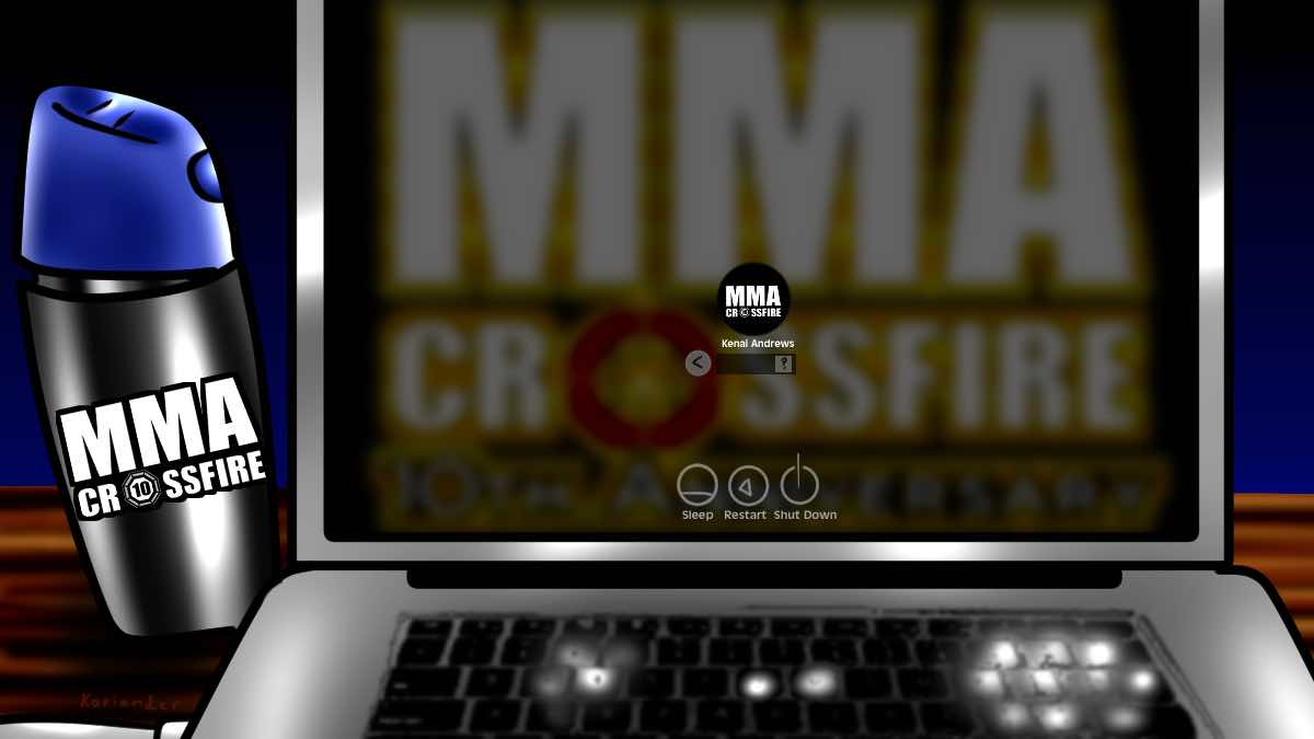 MMA Crossfire – 10 years of Daring to be Different