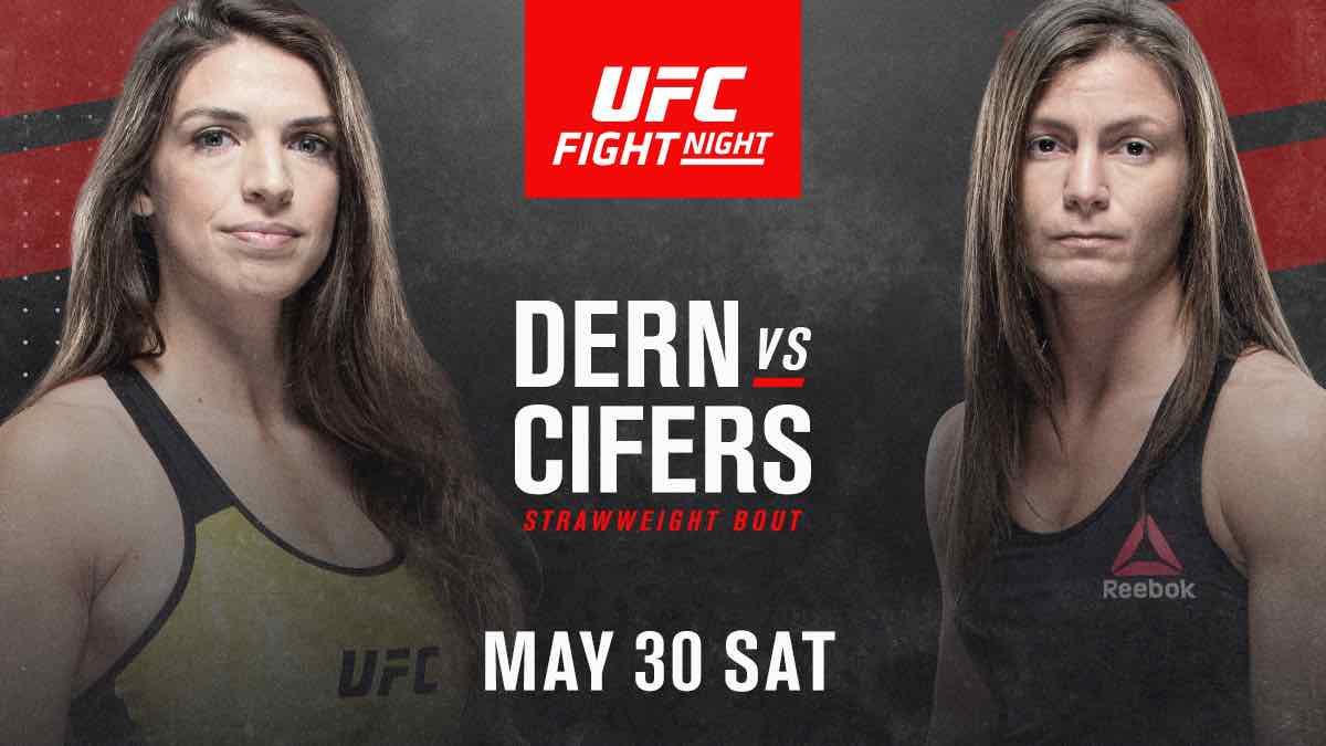 UFC on ESPN 9: Mackenzie Dern meets Hannah Cifers