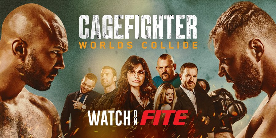 Screen Media acquires American rights to 'Cagefighter,' announces October release